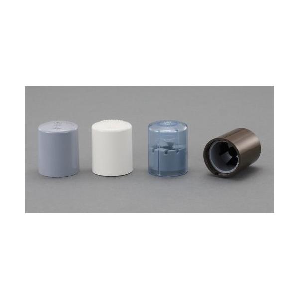 エスコ(esco) M8-10 アンカーボルト用保護カバー(コーキングタイプ/チョコ) EA983FM-416 1個