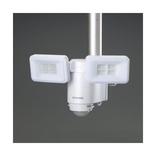エスコ(esco) AC100V LEDセンサーライト(2灯) EA864CB-242A