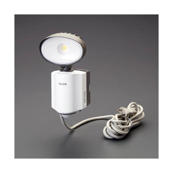 エスコ(esco) AC100V/14W LED人感センサーライト(防雨型) EA864C-4