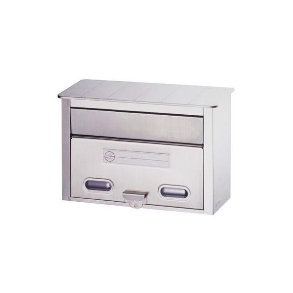 グリーンライフ グリーンライフ 家庭用ステンレスポスト 郵便ポスト   PS-30H PS-30H ステンレス 郵便受け メールボックス 0