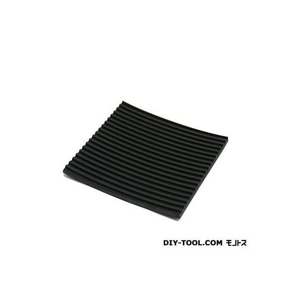 光 筋入りゴム ブラック 6×100mm CG6-10-3