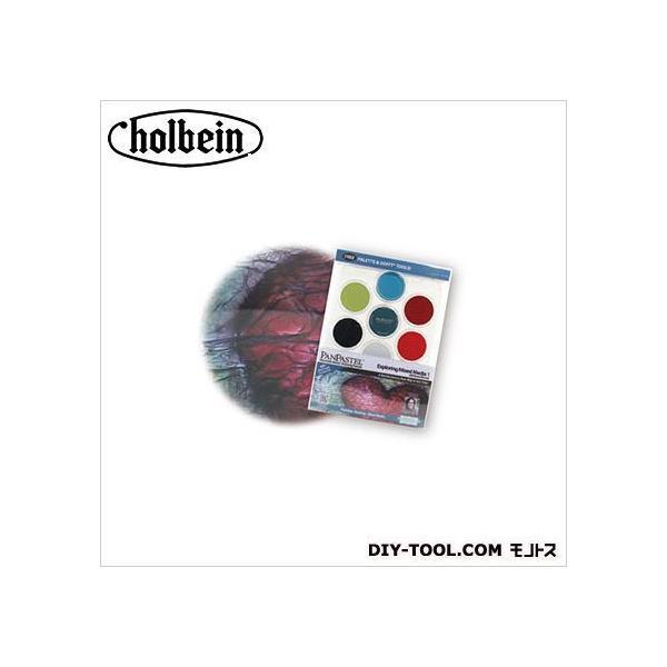 ホルベイン画材 パンパステル30075ダナのミクストメディアセット1
