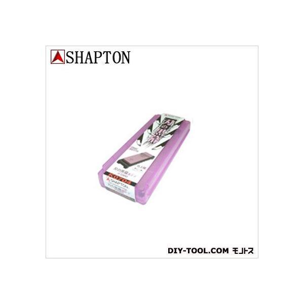 シャプトン セラミック砥石刃の黒幕仕上砥石厚さ15mm エンジ #5000 K0704 1