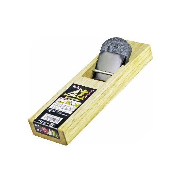 藤元 カミソリ鉋 刃当てカバー付き 48mm 11559 1個