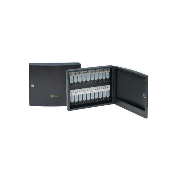TATA キーボックスシリーズ鍵の宿 ブラック 20本掛 DKB-20-BLA 0