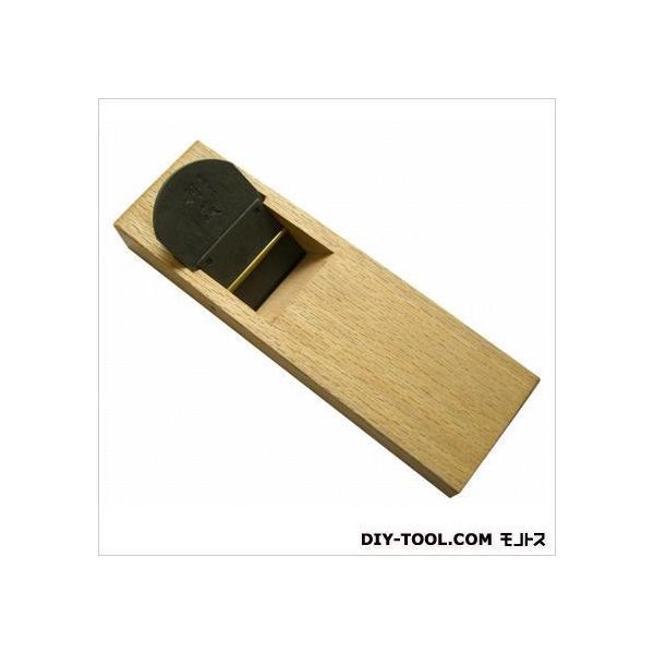 角利産業 利蔵替刃式鉋油台 サイズ:台寸法/88×290mm、有効削幅/61mm、刃幅/70mm 12631 0