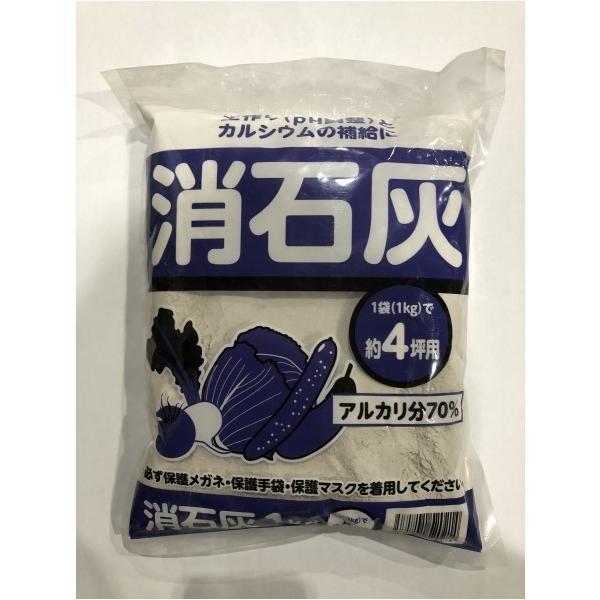 有限会社熊本物産 消石灰 1kg 1個
