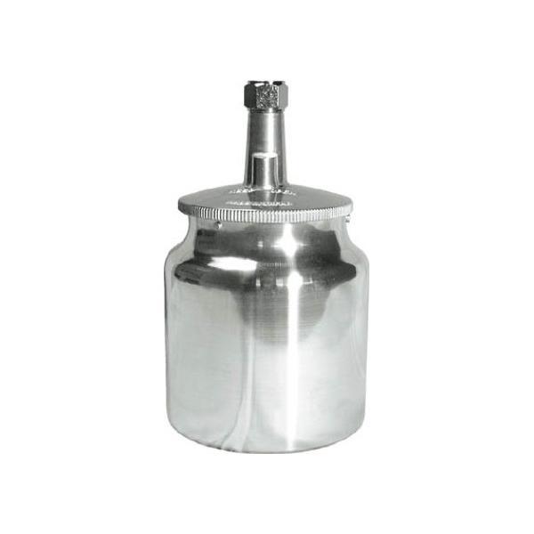 デビルビス 吸上式塗料カップアルミ製(容量700CC)G3/8 187 x 112 x 110 mm KR-470-1 0