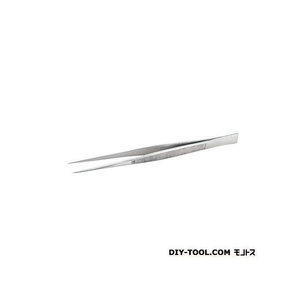 ミネシマ 精密先細ピンセット シルバー 160mm F-130A 0