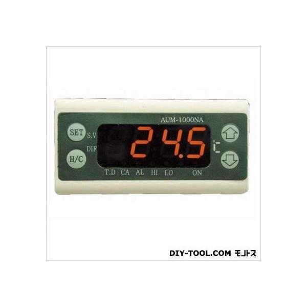 マザーツール デジタル温度コントローラー W80XH40XD68mm AUM-1000NA 1個