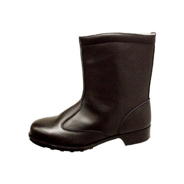 ミドリ安全 ゴム底安全靴半長靴HS400N HS400N-26.0 0
