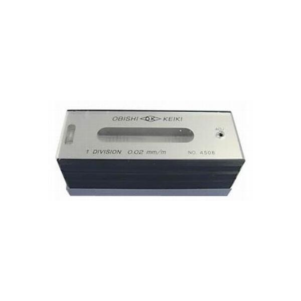 大菱計器製作所 平形水準器 工作用/AD101 HL0.02-100 1個