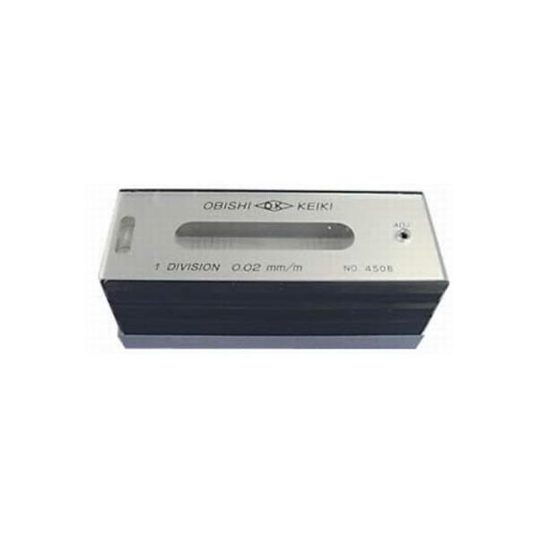 大菱計器製作所 平形水準器 工作用/AD103 HL0.1-100 1個