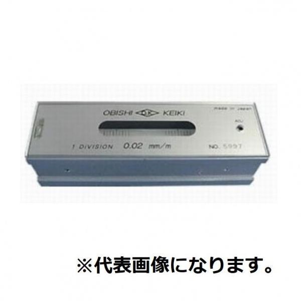 大菱計器製作所 平形水準器 工作用/AD203 HL0.1-200 1個