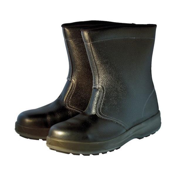 シモン シモン 安全靴 半長靴 WS44黒 24.5cm 320 x 282 x 114 mm WS44BK-24.5 10