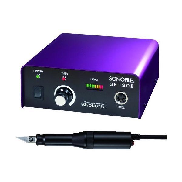 ソノテック SONOFILE 超音波カッター SF-30.HP-660
