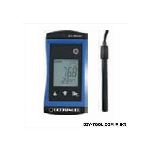 GREISINGER(グライシンガー) コンパクト電動率計/防水型/グラスファイバープローブ付 ブルー 108X54X28mm G1410