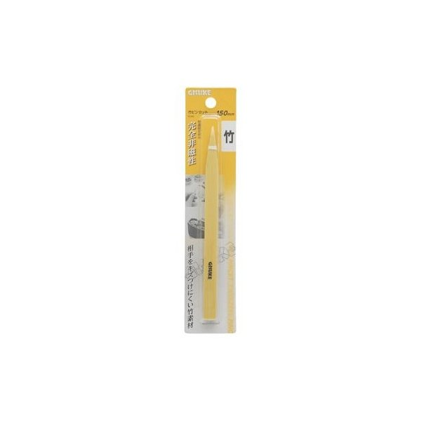 GISUKE 竹ピンセット 150mm H190×W41×D12(mm) 0
