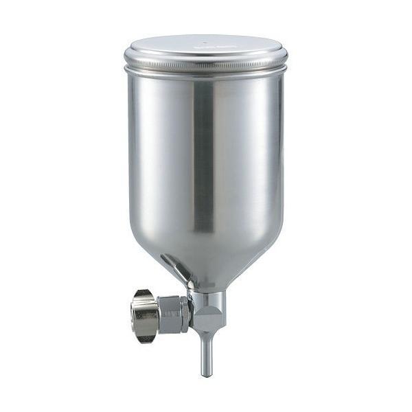 トラスコ(TRUSCO) フリーアングル塗料カップ重力式用容量0.4L脚付 180 x 87 x 85 mm TGC-04FA 1