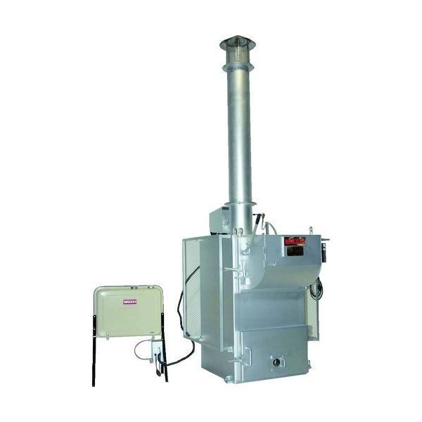 和光機械工業 アースクリーン焼却炉 CI495-6GAT