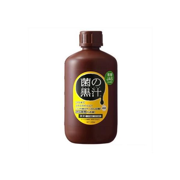 ノーブランド 菌の黒汁 1L