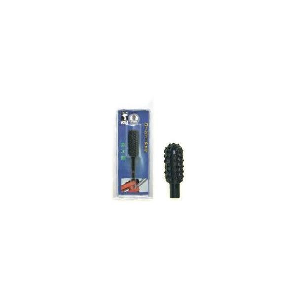 ヤナセ インパクト用ロータリーやすり木工用イバラ目砲弾 KYCA20N