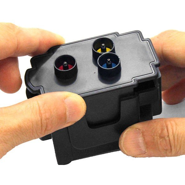 純正6個分 BC-311/BC-310 [キヤノン/Canon対応] 詰め替えインク カラー/ブラック パック BC311 BC310|diyink|05
