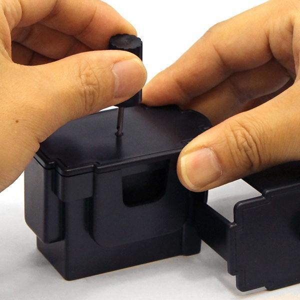 純正6個分 BC-311/BC-310 [キヤノン/Canon対応] 詰め替えインク カラー/ブラック パック BC311 BC310|diyink|08