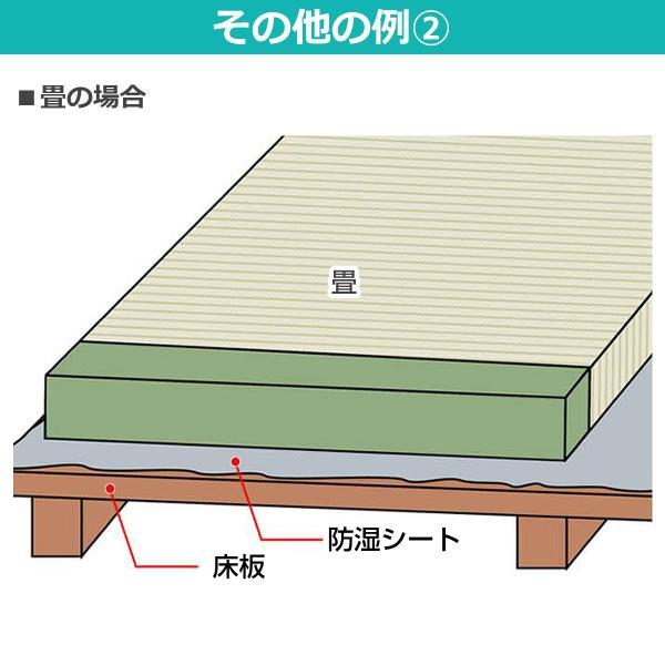 湿気対策 強力防湿シートS スーパーグレード品 50m巻 防湿フイルム 床下 耐水 DIY|diystyle|11