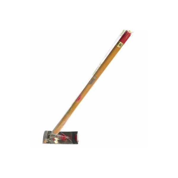 姫鍬 ステンレス柏崎・刈羽型こしひかり鍬 3.5尺(約105cm)柄付