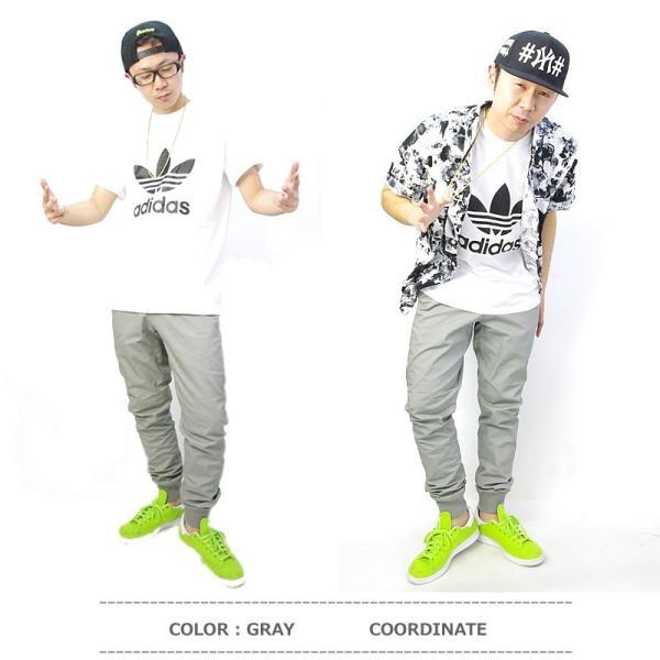 ジョガーパンツ メンズパンツ ブランド 冬 スキニー スポーツ スリム テーパード 大きいサイズ|dj-dreams|09