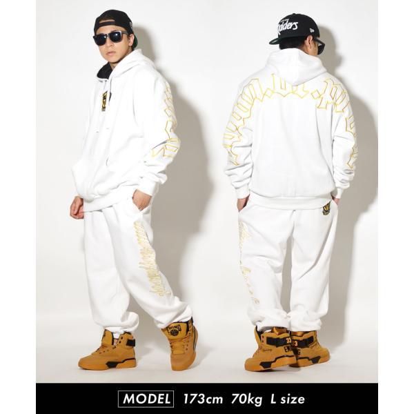 セットアップ メンズ 冬 スウェット 上下 ブランド 大きいサイズ 2019冬 新作 dj-dreams 05
