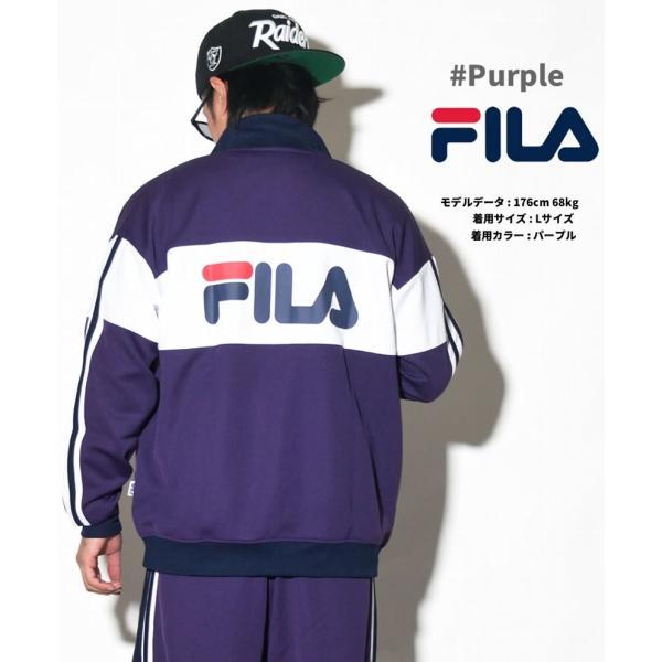 6adbbc19aafc2 ... FILA フィラ トラックジャケット メンズ ジャージ 上 大きいサイズ FM9514|dj-dreams| ...