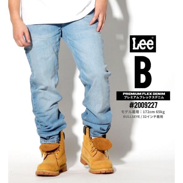 Lee デニムパンツ ジーンズ メンズ PREMIUM FLEX DENIM ストレート|dj-dreams|04