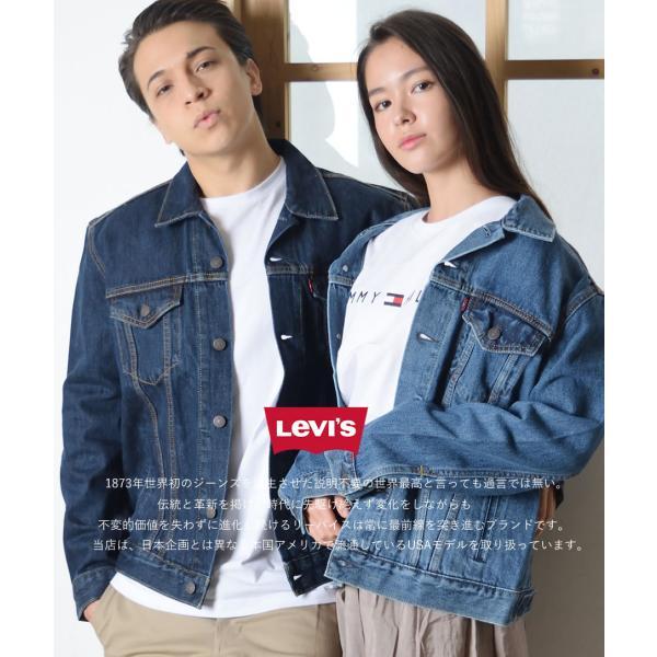 リーバイス ジージャン デニムジャケット USモデル LEVI'S 72334 メンズ Gジャン 大きいサイズ|dj-dreams|12