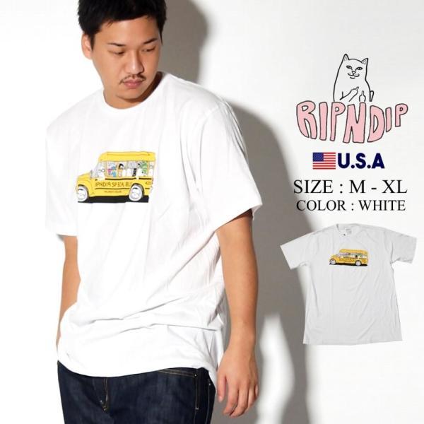 RIPNDIP リップンディップ Tシャツ メンズ 半袖 ブランド スケボー おしゃれ コーデ RND3769 大きいサイズ|dj-dreams
