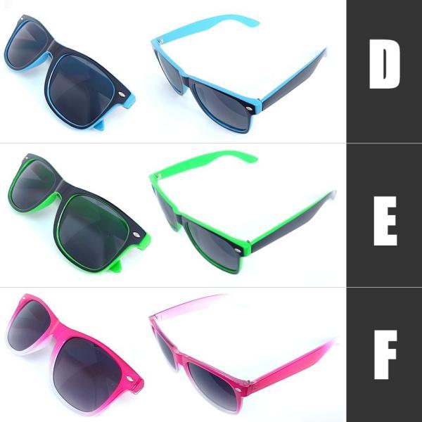 サングラス 男女兼用 スポーツやアウトドアにも使える UVカット ミラーレンズ メンズ レディース ファッション dj-dreams 03