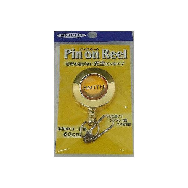 SMITH  ピンオンリール color ゴールド