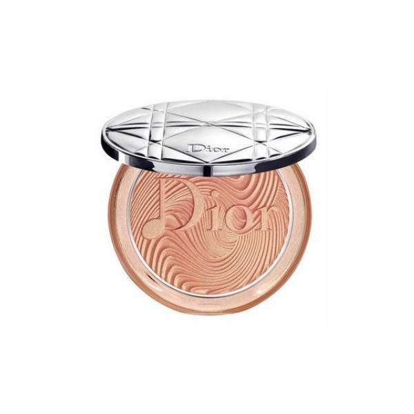 ディオール ディオール Dior ディオールスキン ミネラル ヌード ルミナイザー パウダー<グロウ バイブス> 002 コーラル バイブスの画像