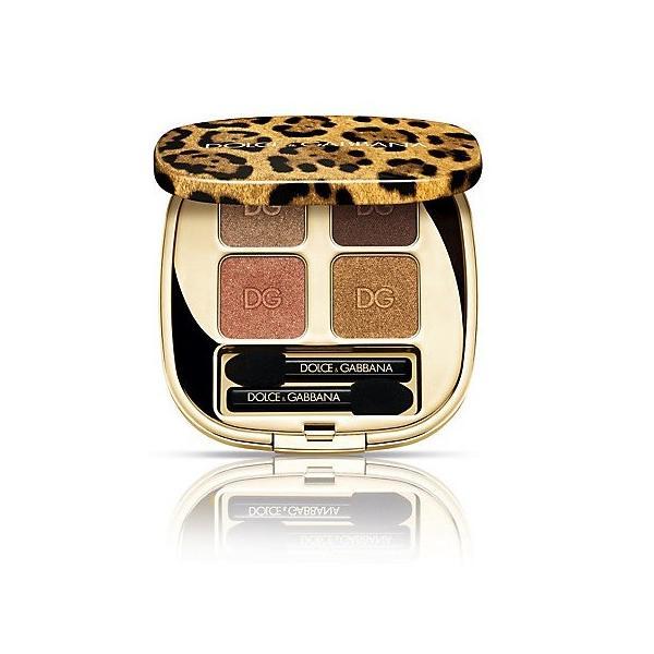 Dolce & Gabbana Felin Eyes Intense Eyeshadow Quad No.4