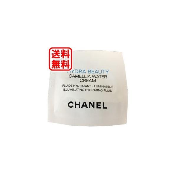 シャネル CHANEL イドゥラ ビューティ ウォータリー クリーム 5mL(ミニサイズ)【メール便可】