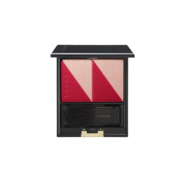 スック スック SUQQU ピュア カラー ブラッシュ 118 折紅重 -ORIBENIGASANE 限定色【メール便可】の画像