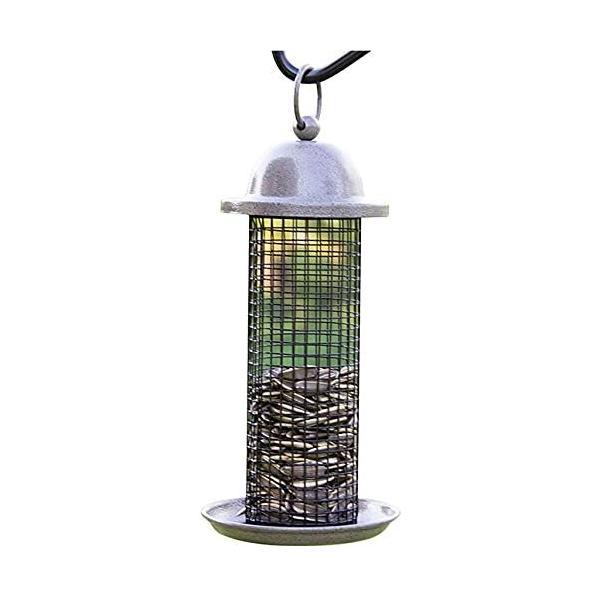 鳥 餌箱 バードフィーダー  給餌器 屋外 餌入れ 鳥用 メッシュ 餌やり 掛け式 ペット食器 吊下げ げタイプ 野鳥観察 野鳥 餌台 餌場 ペット用
