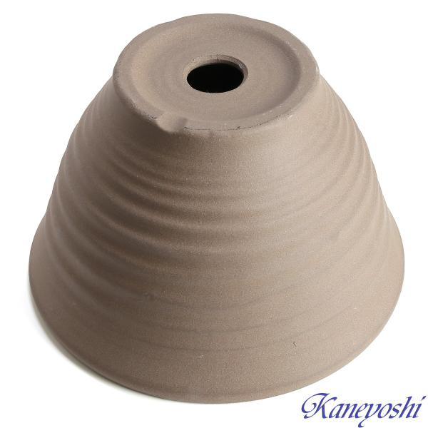 植木鉢 陶器 おしゃれ サイズ 31cm 安くて丈夫 フラワーポート モカ 10号 docchan 05
