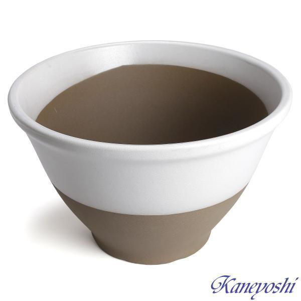 植木鉢 陶器 おしゃれ サイズ 31cm 安くて丈夫 アリア 白釉 10号|docchan|02