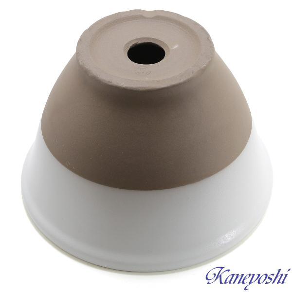 植木鉢 陶器 おしゃれ サイズ 31cm 安くて丈夫 アリア 白釉 10号|docchan|04