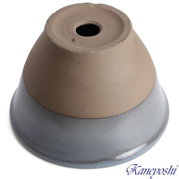 植木鉢 陶器 おしゃれ サイズ 31cm 安くて丈夫 アリア ローズグレー 10号|docchan|04