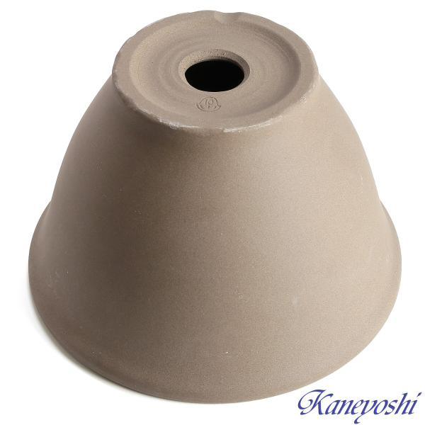 植木鉢 陶器 おしゃれ サイズ 31cm 安くて丈夫 フラワーボール モカ10号 docchan 04