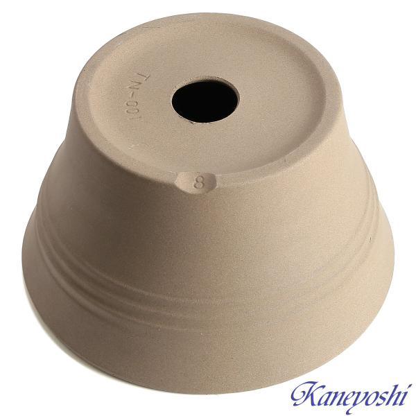 植木鉢 陶器 おしゃれ サイズ 24.5cm 安くて丈夫 ビオラ モカ 8号 docchan 04