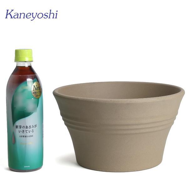 植木鉢 陶器 おしゃれ サイズ 24.5cm 安くて丈夫 ビオラ モカ 8号 docchan 05